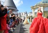 Bà Nà Hills hút khách du lịch đầu năm mới