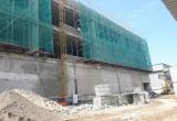 """Công trình """"khủng"""" xây dựng không có GPXD tại sân bay Nội Bài"""