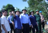 Phó Thủ tướng Thường trực chỉ đạo ứng phó, khắc phục hậu quả mưa lũ ở Yên Bái