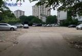 Sở GTVT Hà Nội xử phạt bãi xe ở quận Ba Đình