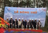 Khởi công dự án đường dây 220kV Bắc Giang - Lạng Sơn