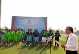 Khai mạc giải bóng đá truyền thống EVN HANOI năm 2017