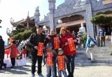Sa Pa khai mạc Hội xuân mở Cổng trời Fansipan