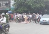 Thanh Hóa: Xe buýt cán tử vong một phụ nữ