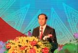 """Chủ tịch nước Trần Đại Quang: """"Thanh Hóa cần trở thành tỉnh kiểu mẫu"""""""