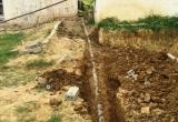 Buộc doanh nghiệp tháo dỡ đường ống chôn ngầm xả thải ra sông Âm