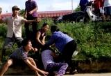 Thanh Hóa: Vợ chồng già bị hàng xóm chém gục vì tranh chấp cây hoa sữa