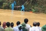 Phát hiện thi thể nam giới bên bờ sông Âm nghi của chiến sĩ biên phòng