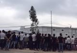 Gần 4.000 công nhân Hậu Lộc đình công đòi quyền lợi