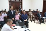 Bài 17- Vụ Công ty Hoài Nam kiện UBND tỉnh Quảng Ninh: Hội ý, thỏa thuận bất thành, tòa tuyên ngừng phiên xét xử