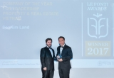SonKim Land giành giải thưởng quốc tế IAIR 2016
