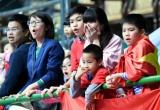 Người Việt ở Uzbekistan: Dừng mọi hoạt động, dành trọn con tim cho U23