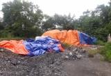 Thái Nguyên: Hơn 233 tấn chất thải nguy hại tập kết bên bờ sông Đu 7 tháng chưa xử lý