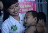 """Người đẹp Ảnh VN mang thông điệp """"Đồng hành cùng Thực phẩm sạch"""" đến làng trẻ em mồ côi"""