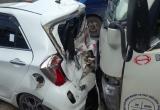 Hà Nội: Tai nạn liên hoàn trên đường vành đai 3