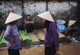 Bình dị phiên chợ quê nông thôn Bắc Bộ