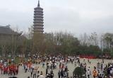 Khai Hội chùa Bái Đính 2019: Cầu Quốc Thái Dân an, Mưa thuận gió hòa