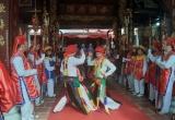 """Lễ hội nổi tiếng với điệu múa """"Con đĩ đánh bồng"""" được công nhận là Di sản văn hóa phi vật thể cấp quốc gia"""