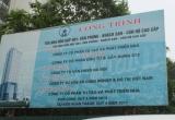 Hàng nghìn m2 đất dự án tại phường Mễ Trì 'biến' thành nhà hàng, bãi xe trái phép