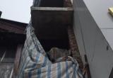 Cận cảnh nhà siêu mỏng vẫn được quận Hoàn Kiếm cấp Giấy phép xây dựng