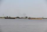 Nhức nhối 'cát tặc' lộng hành trên sông Hồng