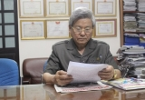 Đình chỉ vụ án đối với cựu Tổng Biên tập báo Người cao tuổi Kim Quốc Hoa