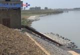 Dự án nạo vét sông Cầu: Cục đường thuỷ nội địa tức tốc kiểm tra khu vực sạt lở