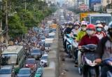 Nhiều tuyến đường cửa ngõ Tân Sơn Nhất được phân luồng lại