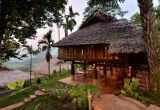 Kỳ 2 - Cận cảnh khu Resort Pù Luông Retreat không phép cạnh khu bảo tồn