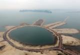 Dự án lấn biển xây đô thị của chúa đảo Tuần Châu nhìn từ trên cao