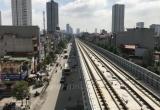 Phát hiện rỉ sét một số vị trí ray đường sắt trên cao Cát Linh - Hà Đông