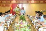 Thủ tướng Nguyễn Xuân Phúc làm việc với công ty Formosa Hưng nghiệp Hà Tĩnh