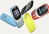 'Cục gạch' Nokia 3310 có thêm bản 3G