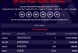 Kết quả xổ số Vietlott 4/10: Giải thưởng đã lên tới gần 20 tỷ đồng