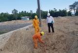 Nguy hiểm khi cố tình xây dựng cây xăng vi phạm an toàn lưới điện