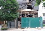 Đình chỉ thi công khách sạn Sen do xây dựng sai phép
