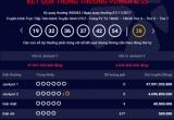 Kết quả xổ số Vietlott 7/11: Hơn 97 tỷ đồng đi tìm người chơi may mắn