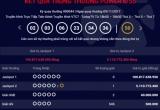 Kết quả xổ số Vietlott 9/11: Đã có người may mắn trúng giải Jackpot2