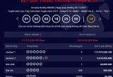 Kết quả xổ số Vietlott 23/11: Giải Jackpot2 đã tìm được người chơi may mắn