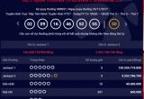 Kết quả xổ số Vietlott 25/11: Hơn 120 tỷ đồng chưa tìm được người chơi may mắn
