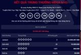 Kết quả xổ số Vietlott 26/11: Hơn 22 tỷ đồng không tìm được chủ nhân may mắn