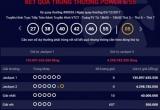 Kết quả xổ số Vietlott 5/12: Hơn 135 tỷ đồng tiếp tục đi tìm người chơi may mắn