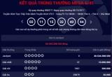 Kết quả xổ số Vietlott 8/12: giải Jackpot trị giá hơn 40 tỷ đồng không tìm thấy chủ nhân may mắn
