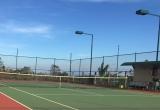 Xử lý lãnh đạo xây sân tennis trong khuôn viên trụ sở xã