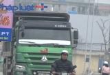 Kỳ 2 - 'Mật chỉ' logo thuyền buồm đỏ ở Hưng Yên: CSGT lập biên bản 3 xe...còn xe khác vẫn chạy thoải mái!