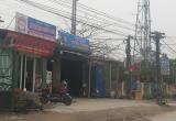 Hưng Yên: Lạ kỳ trạm xăng không phép cạnh trụ sở UBND xã Trung Dũng