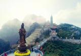 Kim Sơn Bảo Thắng Tự - chốn linh thiêng ẩn giữa mây ngàn