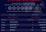 Kết quả Vietlott 14/4/2018: Giải Jackpot đang giữ kỷ lục