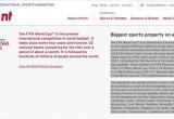 Bản quyền World Cup 2018: Đối tác nói đã bán, VTV bảo chưa