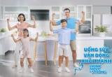 """Lan toả thông điệp """"uống sữa, vận động, khỏe mạnh"""" qua điệu nhảy Flashmob"""""""